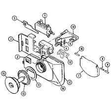 crosley crosley dishwasher parts model cdu5jv sears partsdirect rinse