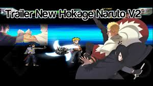 Naruto mugen is a 2d fighting game in which you can use almost all of the anime and manga characters from naruto. Trailer New Hokage Naruto V2 Bleach Vs Naruto Mugen By Kizuma Gaming