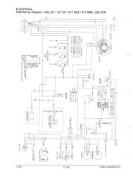 polaris wiring diagram wiring diagrams 1998 polaris xcr 700 wiring diagram diagrams for