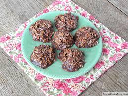 no bake chocolate oatmeal cookies nut gluten