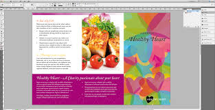 make tri fold brochure tutorial create a tri fold business brochure saxoprint blog uk