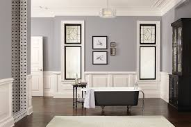 Grey Home Interiors Painting