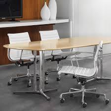 eames aluminum group management chair open box by herman miller sku 1011100162110000891
