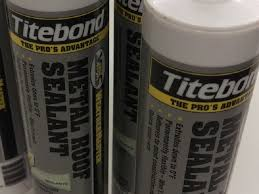 Titebond Metal Roof Sealant Color Chart Roofing Accessories Sheet Metal Supply Has What You Need
