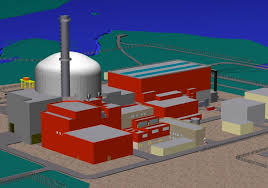 survival of the fittest world s major nuclear builders are in for  areva epr mockup