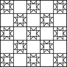 Small Picture Valuable Quilt Block Coloring Pages Quilt Patterns Coloring Pages