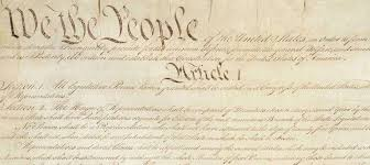 Writing Contract Between Two Individuals Adorable Constitution For The United States We The People