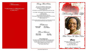funeral flyer funeral flyer template iflypt com