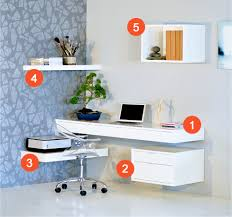 this is the related images of Floating Desk With Drawers