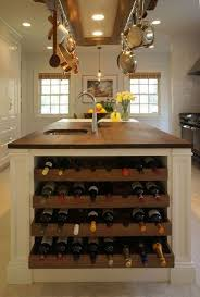 island with wine rack. Perfect Rack Kitchen Island With Builtin Wine Rack Butcher Block Countertop  On Island With Wine Rack K