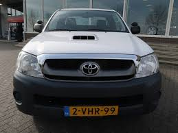 Buy 2010 Manual Gearbox Toyota Hilux 2.5 D-4D 4X4 XTRA CAB Toyota ...