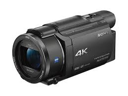 sony video camera price. sony overhauls its prosumer 4k camcorder video camera price