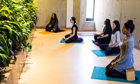 Image result for meditation in a room