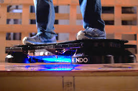 Real Working Hoverboard How It Feels To Ride A Real Hoverboard Techcrunch