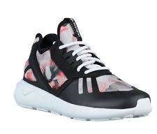 adidas shoes for girls black. new adidas originals tubular runner s77478 youth girls black white pink sneakers shoes for b
