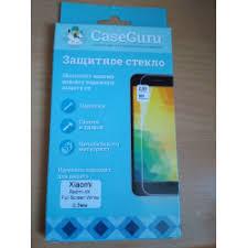 Отзывы о <b>Защитное стекло CaseGuru</b> для смартфонов