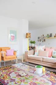 Colorful Living Room Furniture Best 10 Colourful Living Room Ideas On Pinterest Colorful Couch