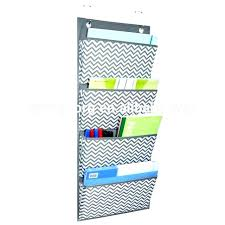 metal wall file holder. Metal Wall File Holder Mounted Organizer Excellent Office Pocket S
