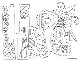 Coloring : Free Printable Art Therapyoring Pages Worksheets Books ...
