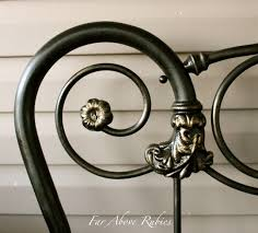 antique iron beds. Far Above Rubies: Saving The Antique Iron Bed. Beds