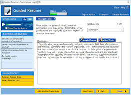 Resume Maker For Mac Extraordinary Write A Better Resume ResumeMaker Individual Software