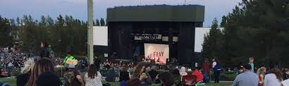 Toyota Amphitheater Detailed Seating Chart Toyota Amphitheatre Tickets And Seating Chart
