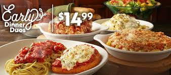come in early for 50 delicious combinations try olive garden s early dinner duos