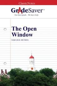 Window Quotes The Open Window Quotes and Analysis GradeSaver 66
