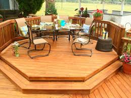 Wood Patio Designs Wood Decking Materials Hgtv