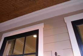 Craftsman Window Trim Exterior Window Trim Styles
