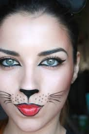 kitty face makeup face makeup beauty makeup ideas