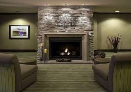 Stone Fireplace Mantels Bring The Outside In  Dream Living RoomFaux Stone Fireplace Mantel