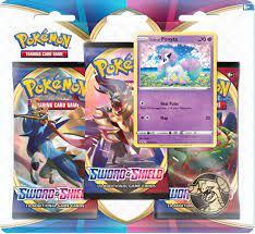 Kaufe Pokemon - Blister 3 Pack Sword & Shield (Pokemon Cards) (POK80655)