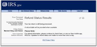 Refund Status Refundtalk Com