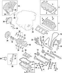 parts com® ford solenoid engine va partnumber 7t4z6m280d 2006 ford fusion sel v6 3 0 liter gas variable valve timing