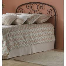 twin metal headboard. Simple Metal Fashion Bed Group Grafton TwinSize Metal Headboard With Scrollwork Design  And Decorative Castings In For Twin R