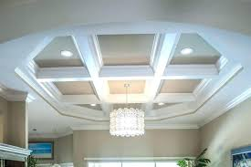 coffered ceiling kit kits home depot faux