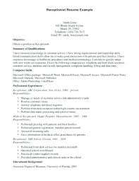Medical Assistant Objective Statement Example Medical Assistant Resume Englishor Com