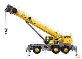Grove 165 Ton Crane Load Chart Grove Grt9165 165 Ton Rough Terrain Crane For Sale