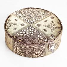 round jewellery box return gift for wedding gifts baby shower ideas guests in n