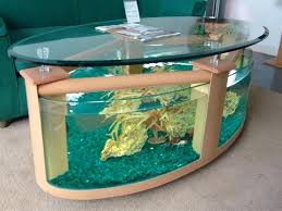aquarium coffee table for large oval coffee table aquarium glass fish tanks tank fore staggering