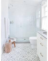 The 25 Best White Tile Bathrooms Ideas On Pinterest Modern Small White  Bathroom Tiles | 736 X 928
