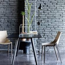 Stacking chair Zartan eco by Philip Starck for Magis. Materials ...