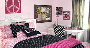 Tween Girl Bedroom Decorating Ideas Delectable Decor Teen Girl Bedroom