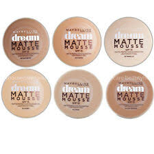Mousse Foundations With Sun Protection For Sale Ebay
