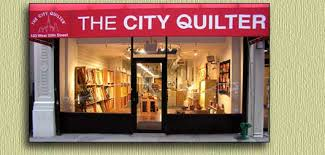 The City Quilter, online quilt store &  Adamdwight.com