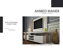 How To Make Portfolio For Interior Designer Portfolio Interior Design On Behance