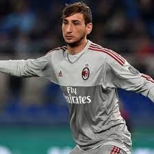 Donnarumma, 16, faces Buffon ...