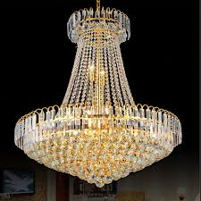 royal empire silver crystal chandelier light french golden hanging diameter 60cmin chandeliers from lights u0026 lighting on aliexpresscom silver crystal21