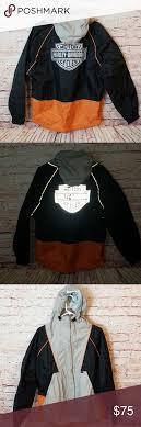 Harley Motor Size Chart Harley Davidson Hi Vis Reflective Rain Suit Large Harley